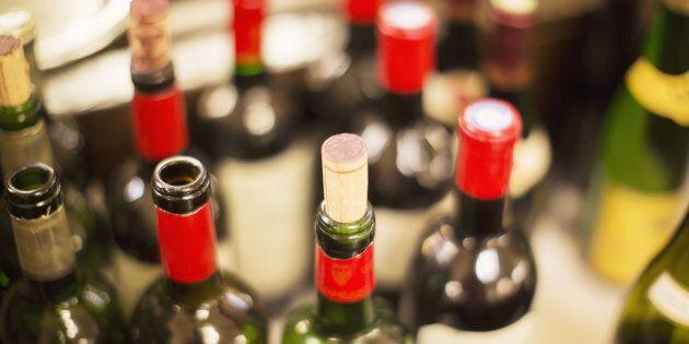 Recyclage des bouteilles de vin au Québec: toujours