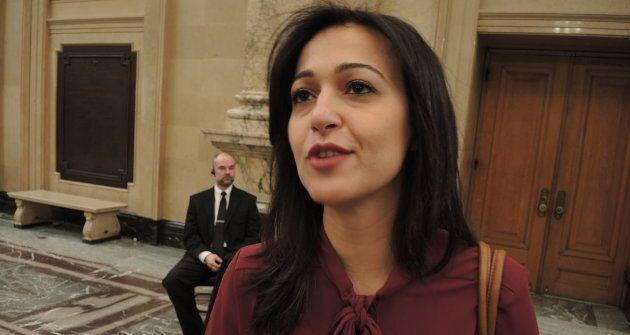 Ruba Ghazal, députée de Mercier et porte-parole de Québec solidaire en matière d'environnement.