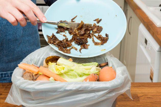 Le coût du gaspillage dans les maisons est évalué à environ 1700 $ par