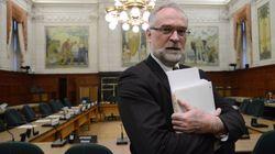 Le vérificateur général du Canada, Michael Ferguson, est