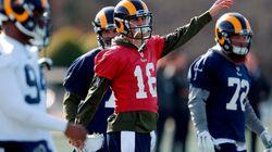 Rams vs. Patriots: depuis 2002, le roulement contre la