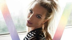 Britney Spears en Une de la 100e édition du magazine