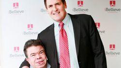 Mark Cuban et Simon Ibell de passage à Montréal pour une bonne