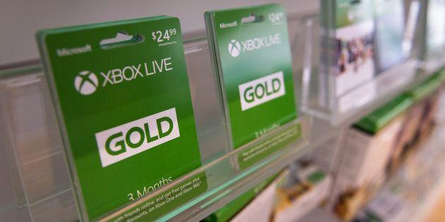 Le service Xbox Live bientôt sur la Nintendo