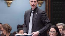 Le ministre Roberge veut revoir l'encadrement des