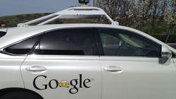 Une voiture autonome de Google responsable (en partie) d'un
