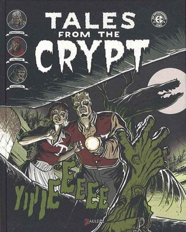 «Tales from the Crypt», Tome