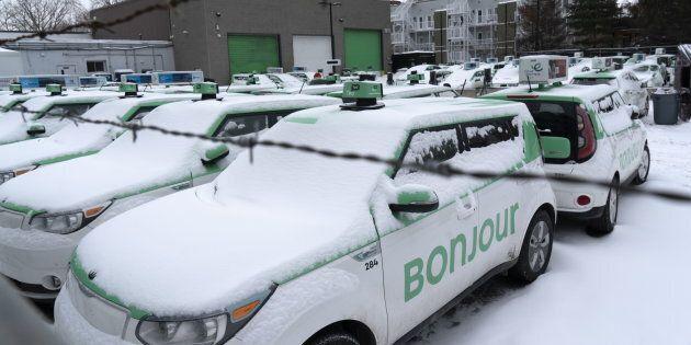 Téo proposait un nouveau modèle d'affaires où les risques financiers ne sont plus supportés par les chauffeurs,...