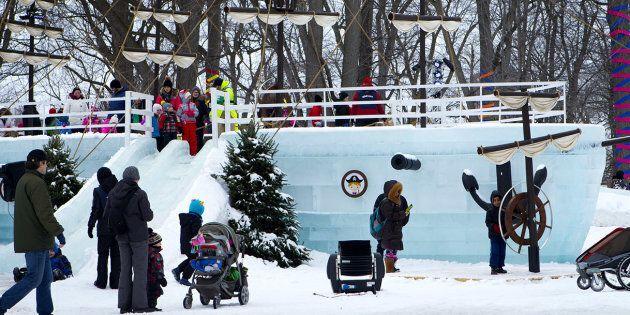 La «Fête des neiges» de Montréal stoppée par la