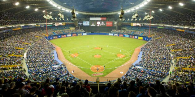MONTREAL, ON - MARCH 28 - On March 28 and 29 the Toronto Blue Jays played two exhibition games against...
