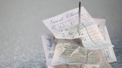Vols dans les restos: c'est illégal de faire payer la note aux serveurs