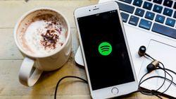 Spotify va vous laisser bloquer des