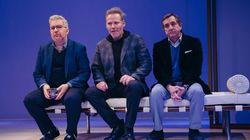 BLOGUE «Art»: trois excellents comédiens, une pièce