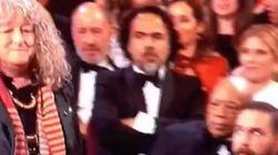 Une partie du public des Oscars 2016 n'a pas applaudi cette