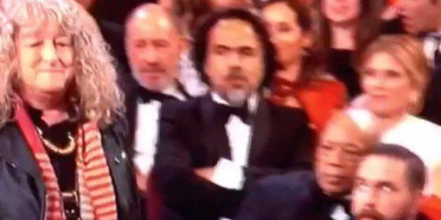 Une partie du public des Oscars 2016 n'a pas applaudi Jenny