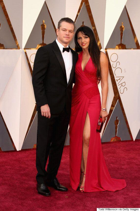 Oscars 2016: les plus beaux couples de la soirée