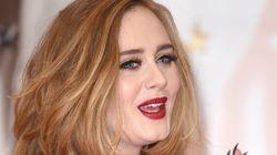 Oscars 2016: Adele soutient Leonardo DiCaprio