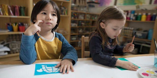 Un enfant de 4 ans a besoin de stabilité, de contexte favorable à son développement. Et c'est exactement...