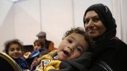La GRC tente d'apaiser les inquiétudes des réfugiés