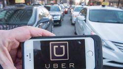 Uber Alberta menace de cesser ses