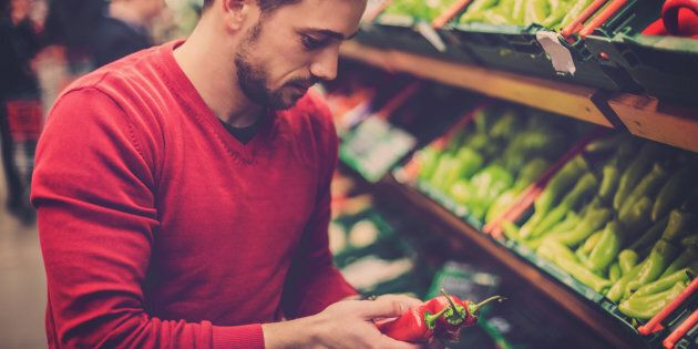Les premiers prototypes du Guide alimentaire révèlent que l'on continue à mettre l'accent sur les produits...