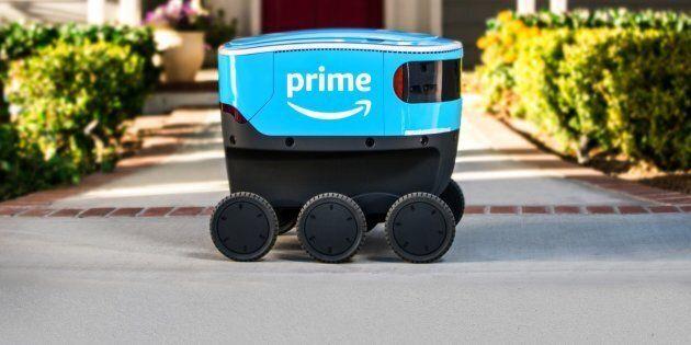 Amazon dévoile Scout, son petit