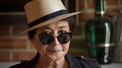 Hospitalisée pour une grippe : Yoko Ono était de retour à la maison,