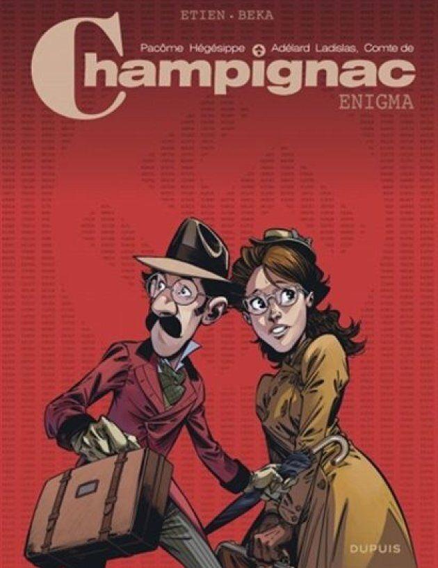 «Champignac»: panade à Bletchley