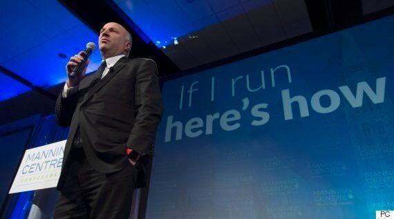 Un chef conservateur qui parle français SVP? La règle ne s'applique pas à Kevin