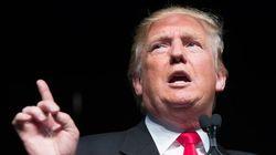 Donald Trump ne veut pas d'un mur à la frontière canado