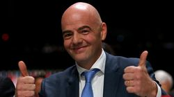 FIFA: Gianni Infantino élu