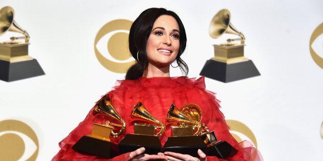 Grammy Awards 2019: le triomphe de Kacey Musgrave et Childish