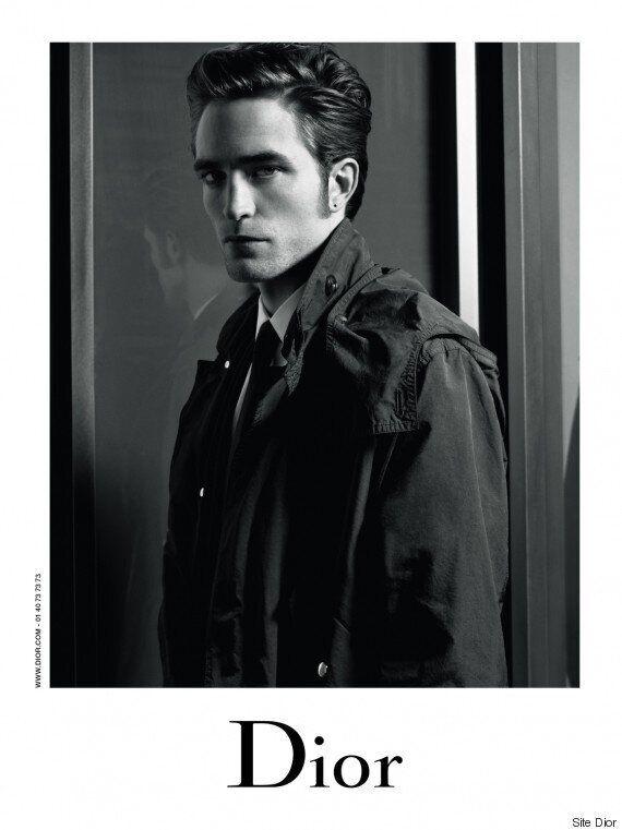 Robert Pattinson magnifique dans la campagne prêt-à-porter homme automne 2016 de Dior