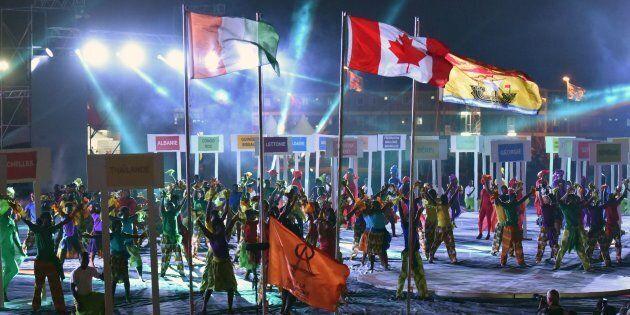 Les derniers Jeux de la francophonie ont eu lieu à Abidjan, en Côte d'Ivoire, en