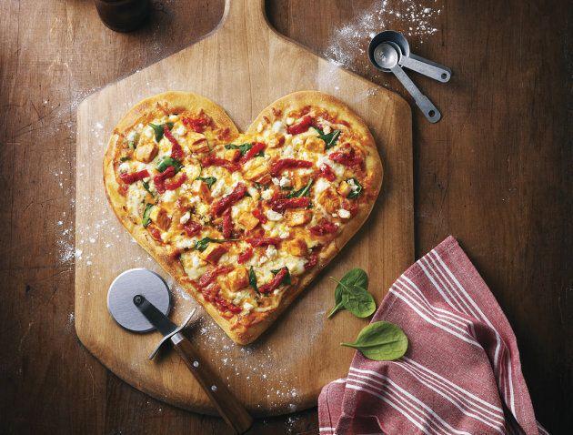 Spas, resto, roses et pizza, voici la parfaite