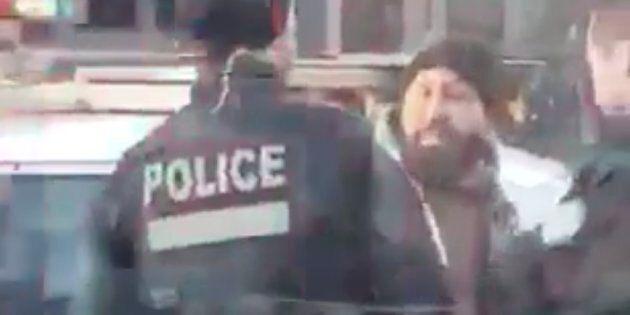 Khalil Abouabdelmajid, un résident de Montréal, a été arrêté devant sa fille au Café Zoha alors que s'y...