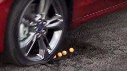 Ford déclare la guerre aux nids-de-poule