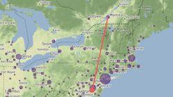 Le climat de Montréal ressemblera à celui de Philadelphie dans 60