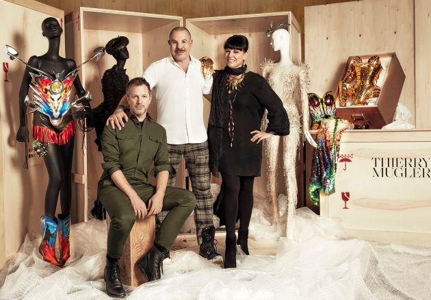 «Thierry Mugler Couturissime», l'éblouissante expo mode qui débute à