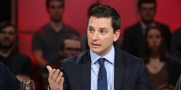Simon Jolin-Barrette était invité à TLMEP, lors de l'émission du dimanche 17 février, pour parler d'immigration...