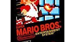 Un jeu vidéo Super Mario Bros. vendu pour 100 000