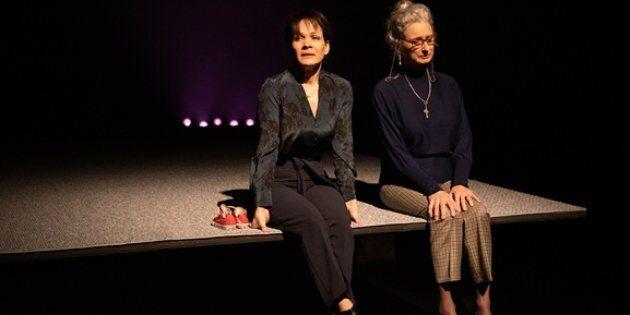 Sandrine Bisson et Pierrette Robitaille tiennent la vedette dans «Le