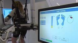 Un robot pour retrouver le bien-être de marcher