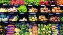 Le prix des légumes a augmenté de