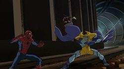Une bande dessinée de Spider-Man vendue 627 000