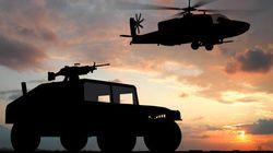 Frappes aériennes américaines en
