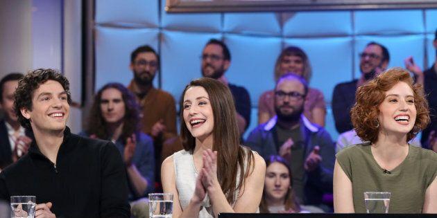 «Tout le monde en parle»: les interprètes de «Passe-Partout» répliquent aux critiques et célèbrent leur