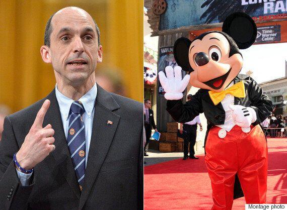 Une décennie au pouvoir n'est pas « une promenade à Disneyland », dit Steven
