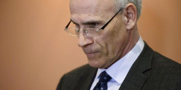 Michael Wernick, le greffier du Conseil
