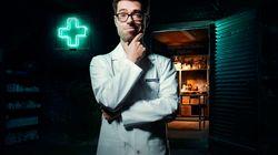 «Le Pharmachien» harcelé par des militants des injections de vitamine